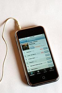 Stöbern im iTunes-Store
